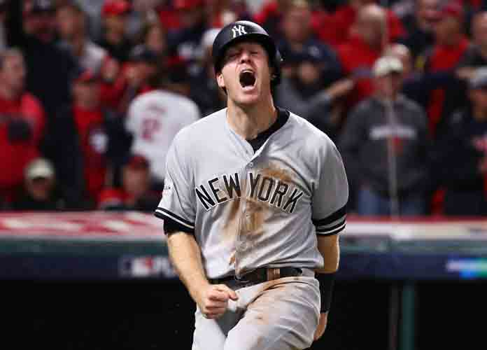 Yankees Mock Indians On Instagram After ALDS Game 5 Win