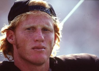 Todd Marinovich Arrested For Drugs, Found Naked In Someone's Yard