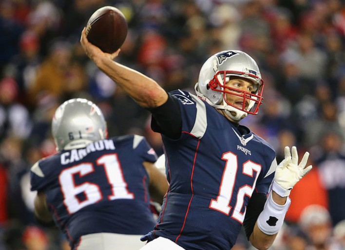 Tom Brady Retains No. 1 Spot On NFL's Top 100 List For Second Straight Year