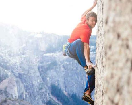 VIDEO EXCLUSIVE: Rock Climber Tommy Caldwell On Climbing The Dawn Wall Of El Capitan, Overcoming Doubt