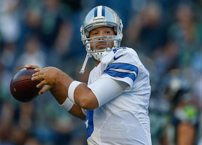 NFL Fans On Twitter React To Tony Romo Calling The Super Bowl, Call Him 'MVP'