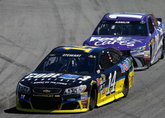 Tony Stewart Officially Makes Chase For Sprint Cup In Final Year
