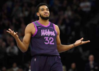 Minnesota Timberwolves Win Number One Pick In Draft Lottery