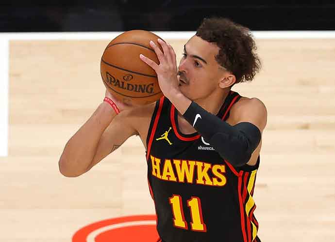 Trae Young's Offense Pushes Atlanta To Victory