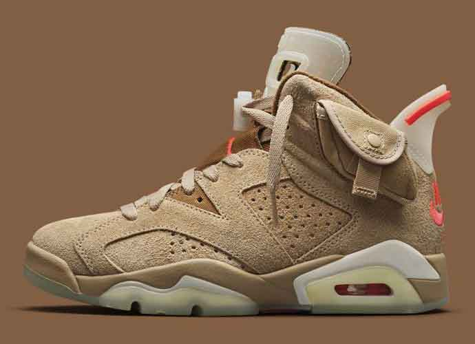 Travis Scott Drops New Air Jordans