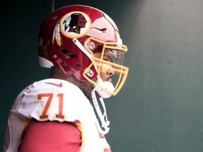 49ers' Offensive Lineman Trent Williams' Reworked Contract, Avoids Franchise Tag