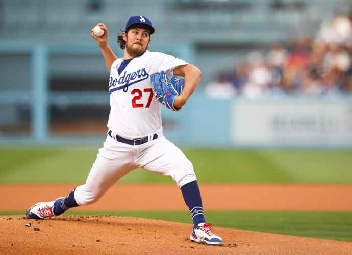 Trevor Bauer Not Wanted Back By Dodgers' Clubhouse