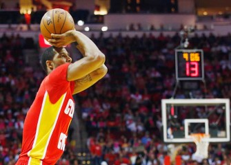 WATCH: Rockets' Trevor Ariza Shoots Airball Mistaken For Game-Tying Three In 113-108 Loss To Hawks