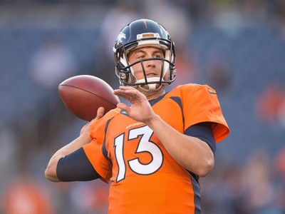 Trevor Siemian To Start At QB For Broncos Against Rams In Third Preseason Game