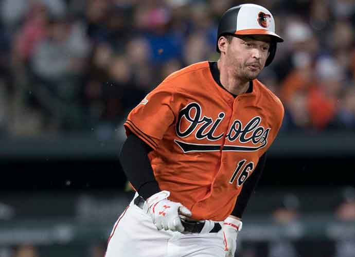 Trey Mancini Returns To The Field A Year After Colon Cancer Diagnosis