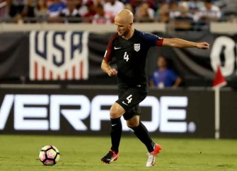 USMNT Captain Michael Bradley 'Embarrassed' By Trump's Muslim Ban