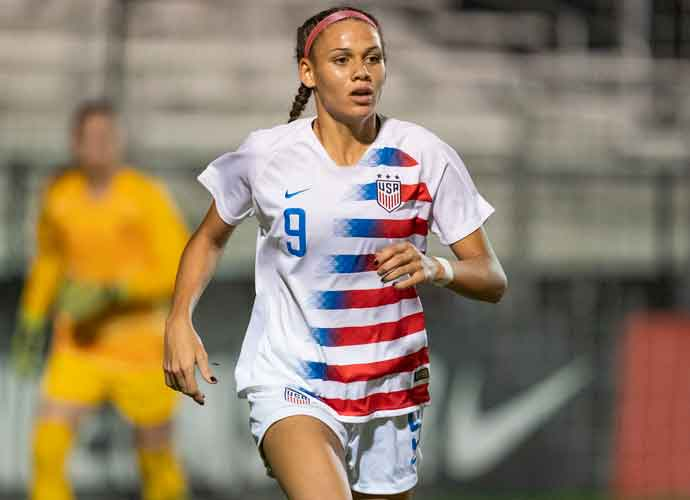 Trinity Rodman Picked Second In National Women's Soccer League Draft