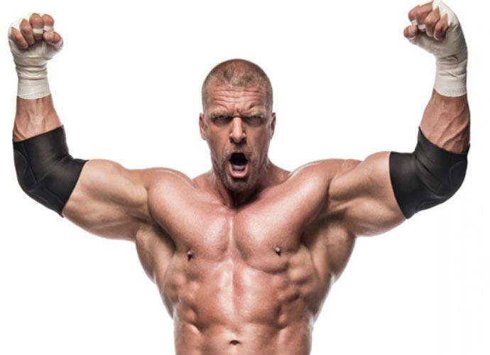Triple H Wins WWE World Heavyweight Title At Royal Rumble