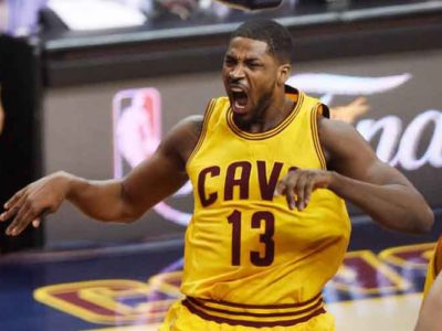 Cavalier's Tristan Thompson Tossed For 'Butt Slap' On Grizzlies' Jae Crowder