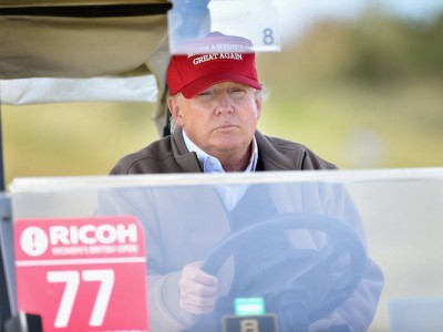 Donald Trump's Golf Course In Florida Requests Deferral Of Rent Payments