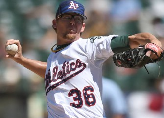 New York Mets Acquire Closer Tyler Clippard From The Oakland Athletics