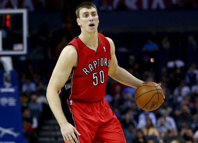 Charlotte Hornets Acquire Former Toronto Raptor Power Forward Tyler Hansbrough