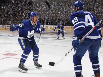 Boston Bruins Fall To Toronto Maple Leafs, 4-1