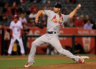 Matt Carpenter Kicks Off Cardinals' 8-1 Rout Of Angels With Home Run