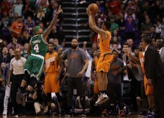 Rookie Tyler Ulis Hits 3-Pointer At Buzzer, Suns Beat Celtics 109-106