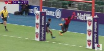 15-Year-Old Tyrese Johnson-Fisher Is A Speed Demon On The Rugby Pitch