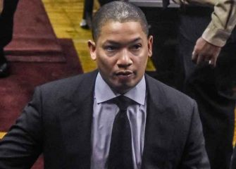Cavaliers Coach Tyronn Lue Reveals That He Took Time Off From Coaching to Treat Anxiety