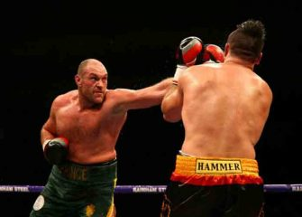 Tyson Fury Defeats Tom Shwarz To Retain Lineal Heavyweight Title