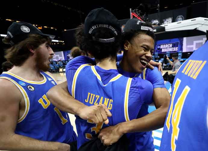 Johnny Juzang Powers UCLA in Upset Win Over Michigan, Advances To Final Four