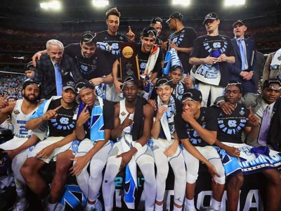 North Carolina Beats Gonzaga 71-65 For NCAA Championship Game; Joel Berry Named Most Outstanding Player