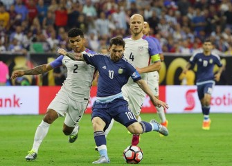 Lionel Messi Breaks Goals Record In Argentina's 4-0 Victory Over US In Copa America Semifinal
