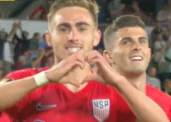 USMNT Opens Concacaf Gold Cup Tournament With 4-0 Win Over Guyana [VIDEO]