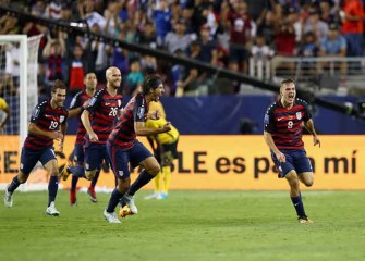 Watch: Jordan Morris' Late Goal Lifts U.S. To 2-1 Win Vs Jamaica In Gold Cup Final