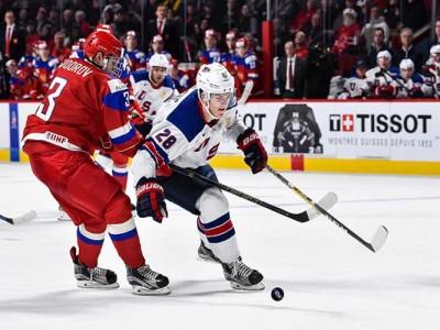 Pyeongchang 2018 Olympics: U.S. Men's Hockey Team Beat Slovakia 5-1, Will Face Czech Republic In Quarterfinals