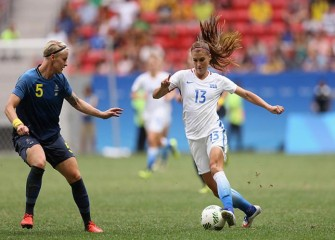 Alex Morgan Apologizes After Getting Kicked Out Of Disney World