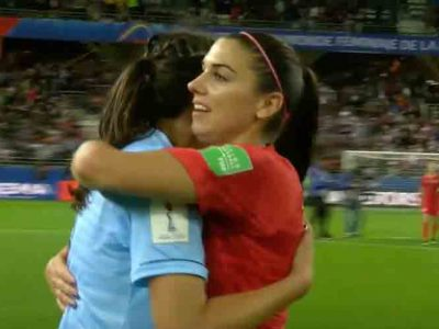 USA Women's Soccer Team Sportsmanship Questioned After Blowing Out Thailand 13-0 In First World Cup Match