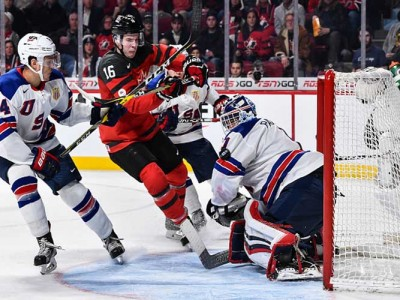 Team USA Edges Canada 5-4 In Shootout To Win Gold At 2017 World Junior Championship