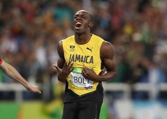 Usain Bolt Dominates Again For 200M Olympic Gold In Rio