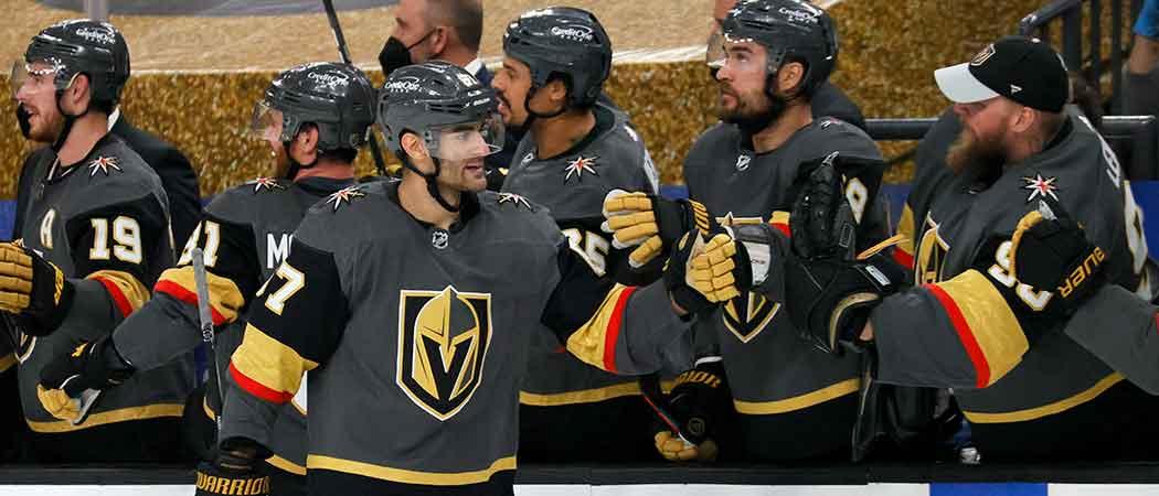 Vegas Golden Knights Complete Comeback, Eliminate Avalanche