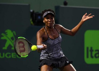Venus Williams Won't Be Charged For Fatal Florida Crash