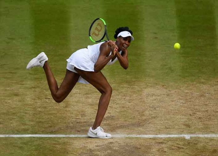 Watch: Garbine Muguruza, Venus Williams Reach Wimbledon Final