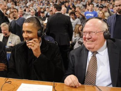 Verne Lundquist To Leave 'SEC On CBS' After 2016 Season; ESPN's Brad Nessler To Replace Him