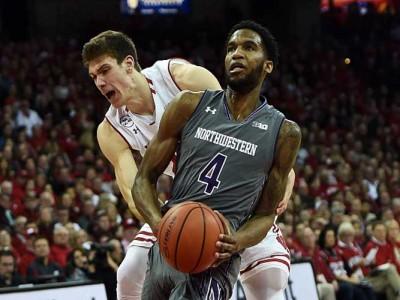 Watch: Northwestern Tops Michigan 67-65 With Amazing Full-Court Pass, Buzzer-Beating Layup