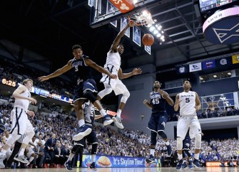 Big East Conference Redefined After No. 5 Xavier Beats No. 1 Villanova 90-83