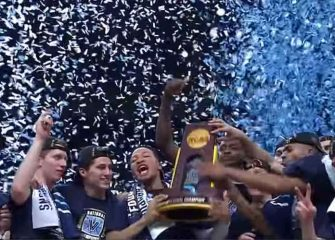 Villanova Rolls Past Michigan 79-62 For Second NCAA Title In Three Years [VIDEO]