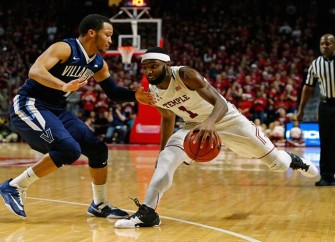 Jalen Brunson Leads Villanova Wildcats Past Temple Owls
