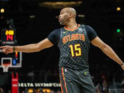 Vince Carter Becomes First NBA Player To Play In Four Decades [VIDEO]