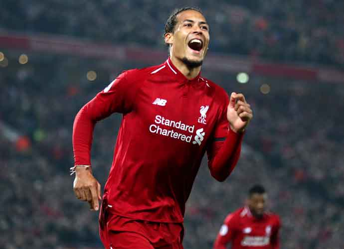 Virgil Van Dijk Suffers ACL Injury