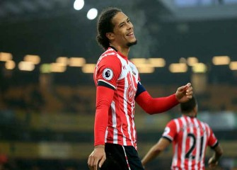 Liverpool Avoid Fine For Tapping Up Southampton's Virgil Van Dijk