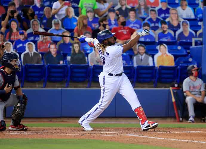 Vladimir Guerrero Jr. Becomes First Player To Record 3 HR's & 7 RBI's In A Game