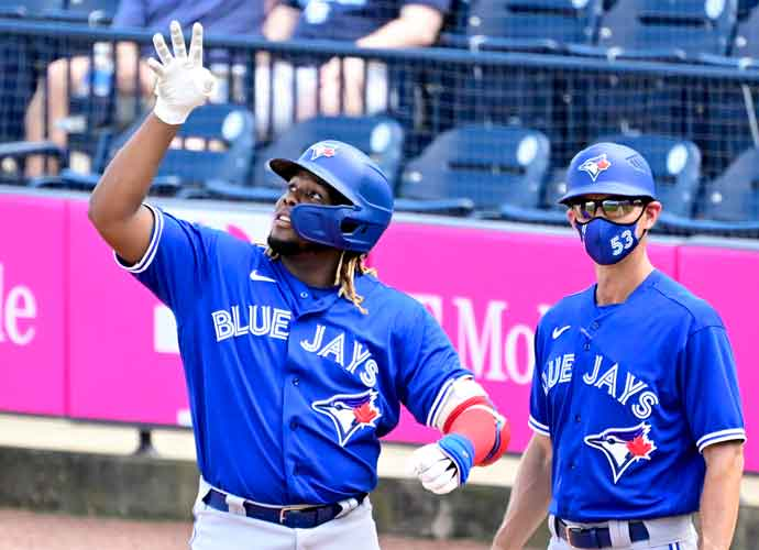 Toronto Blue Jays Return To Temporary Home In Buffalo